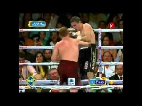 Saul Canelo Alvarez ALL Knockouts the Masterful Boxing