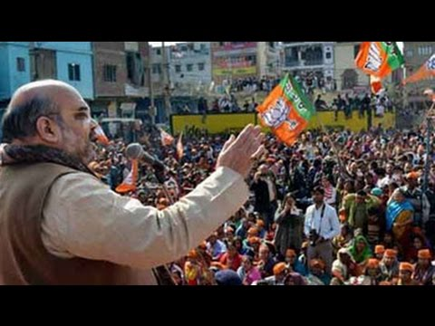 How Amit Shah plans to get votes for BJP in Delhi elections