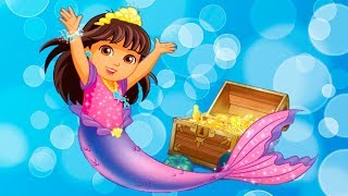 Dora and Friends: Magical Mermaid Adventure Games online