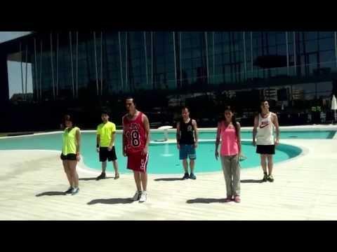 Zumba® 'live It Up' Jennifer Lopez Ft. Pitbull - Dance Project Team video
