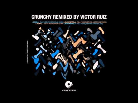 Komka - That's Right (Victor Ruiz Remix)