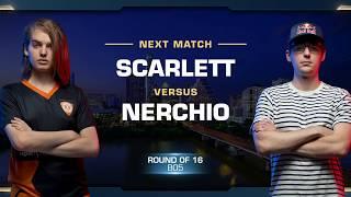 Scarlett vs Nerchio ZvZ - Round of 16 - WCS Austin 2018 - StarCraft II