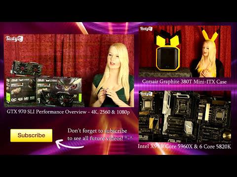 60K Subscriber Competition!! - Asus Strix GTX 980 OC Edition GPU