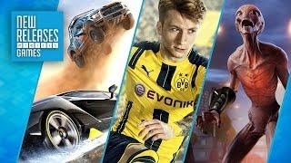 Forza Horizon 3, FIFA 17, XCOM 2 - New Releases