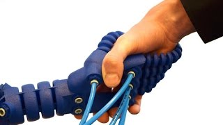 Tomorrow Daily - This soft robotic limb can shake your hand without crushing it, Ep. 264