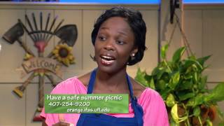 Central Florida Gardening - Have A Safe Summer Picnic