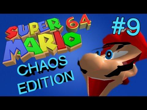 Super Mario 64 Chaos Edition: Lakitu Is Still Drunk - Part 9