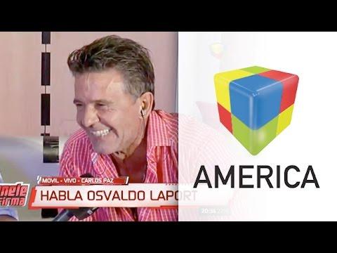 Inesperado: ¿Osvaldo Laport al Bailando? La palabra del actor