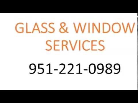 WINDOW | WINDOW REPAIR (951) 221-0989 Window Replacement Services Riverside, CA