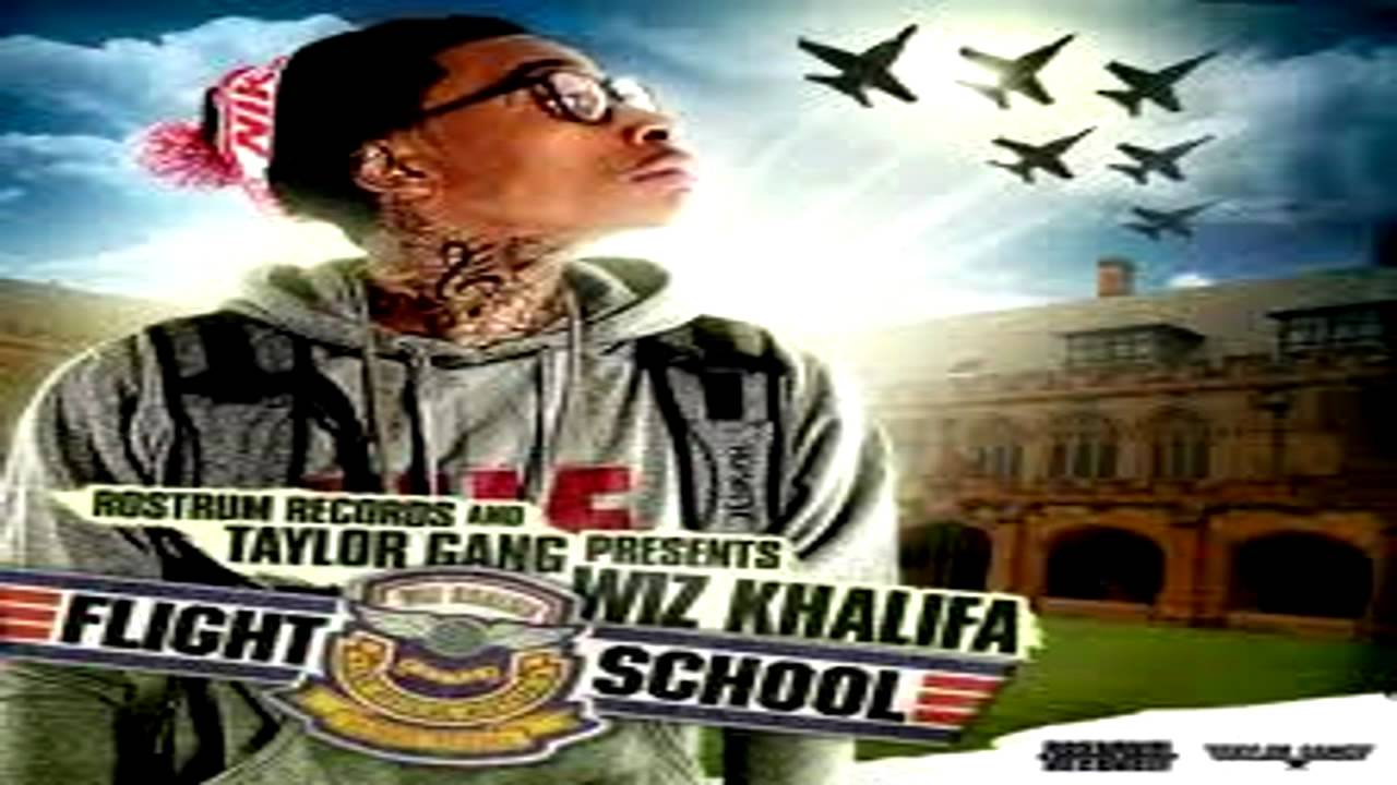 Flight School Wiz School Wiz Khalifa