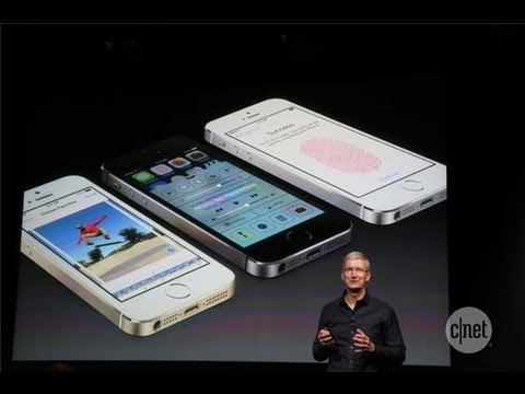 CNET's Apple event live coverage