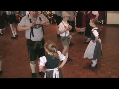 Folk Dance Group Oberbayern (Club Tivoli Melbourne Oktoberfest) '08 - Part 4