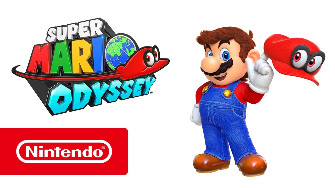 super mario odyssey switch au meilleur prix sur. Black Bedroom Furniture Sets. Home Design Ideas