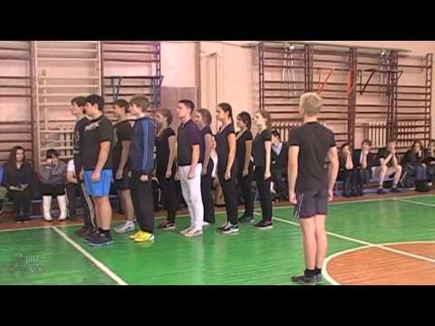 Военно спортивная эстафета «Аты-баты...»