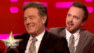The Best Of Breaking Bad On The Graham Norton Show