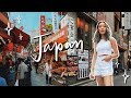 Lagu I Went to Japan for the First Time | Tokyo Travel Vlog (Pt.1)