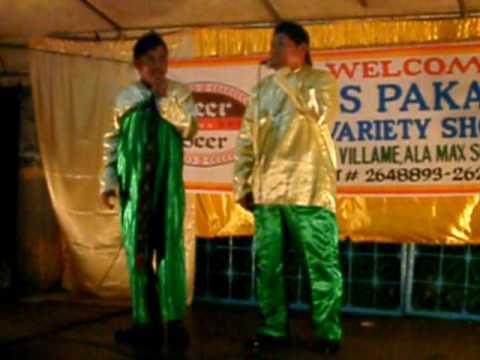 Dos Pakatok live in EYHA Englis...05.29.09
