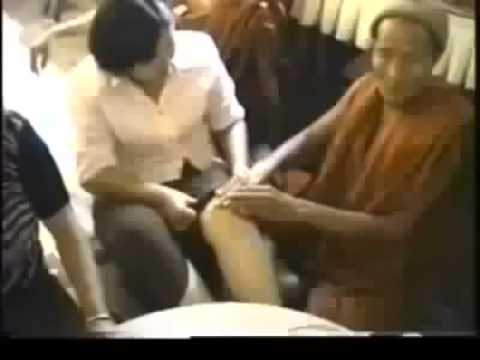 2) Ven  Ashin Indaka  Crook Of Myanmar Buddhist Monks  Sri Lanka Buddhist Temple, Sentul Kl video