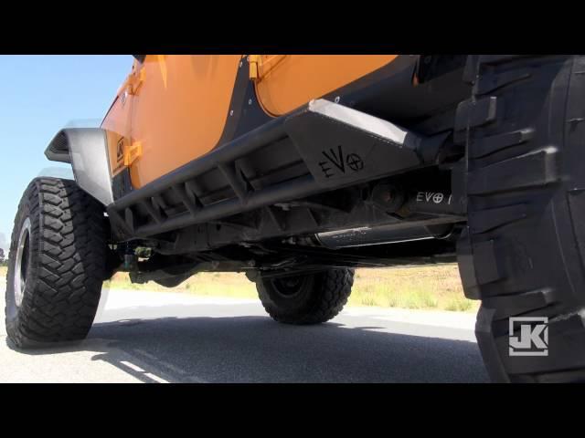 Project-JK 2012 Jeep JK Wrangler DynoMax Evolution Competition Exhaust System Sound Clips