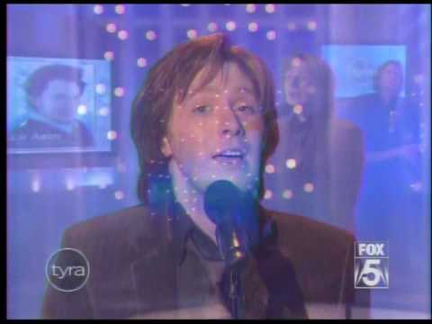 Clay Aiken - Mary Did You Know - The Tyra Banks Show