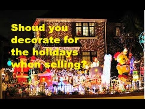 London Ontario Real Estate: Selling During the Holidays