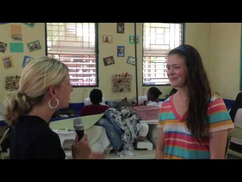 Mission Of Hope Haiti: June 2013 Walking Tour