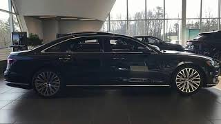 New 2019 Audi A8 Raleigh Chapel Hill, NC #D902665