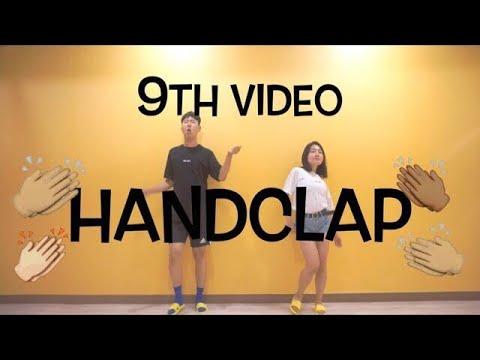 2주에 10kg 빠지는 춤 6 | Fitz and the Tantrums - HandClap (a.k.a 층간소음 유발 댄스..ㅠ)