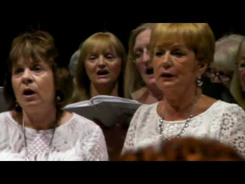 Bury Community Choir   Fields of Gold   Manchester Catherderal   May 18 2016