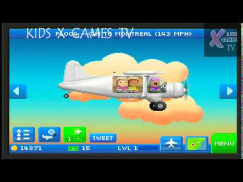 Pocket Planes Iphone L video