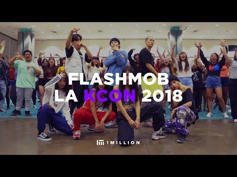 Dance Workshop in LA / KCON 2018 LA / 1MILLION