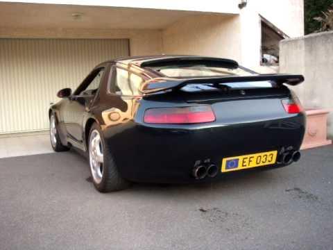 Porsche 928 S4 Youtube