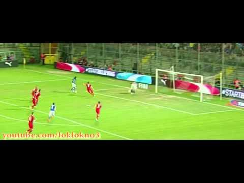 Marco Verratti VS Luxembourg |HD| Italy | Star  (04/06/2014)