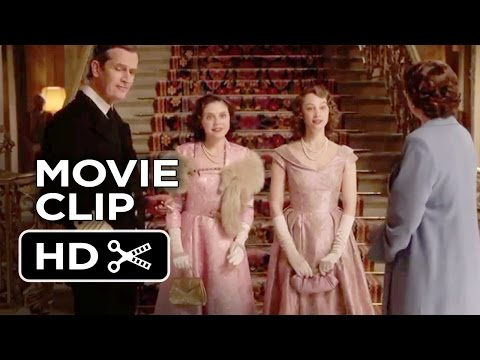A Royal Night Out Movie CLIP - Chaperones (2015) - Emily Watson, Sarah Gadon Movie HD