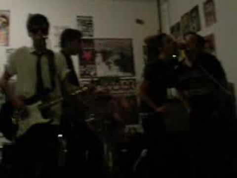 Los desgarradores - Hay partida (Olleros '08)