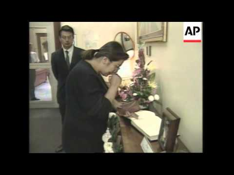 MEXICO: BRITISH EMBASSY OPENS BOOK OF CONDOLENCES FOR DIANA