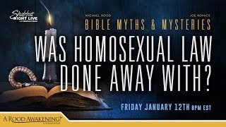 Video: In Christianity, Homosexual Law is important, but Dietary Law (Swine) is not? - Rood Awakening