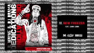 Lil Wayne - New Freezer ft Gudda Gudda [Dedication 6] (WORLD PREMIERE!)