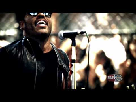 Lenny Kravitz - NBA on TNT spot feat. 'Come On Get It' (new song)