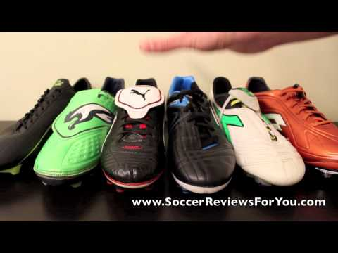 Soccer Shoes - Trying Something New