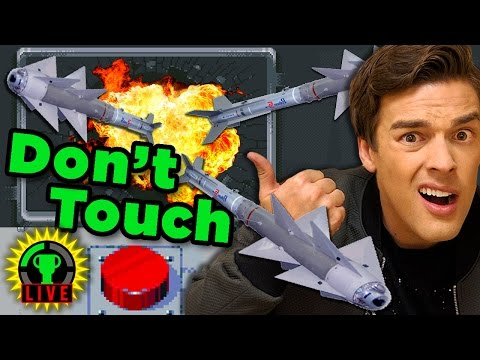 Please Don't Touch Anything - How the WORLD ENDS! (Part 2 of 2)