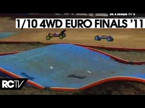 2011 EFRA 4WD Euros - The Finals