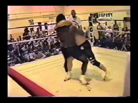 MMA in Griffin, GA: George Allen vs. C.D. Williams