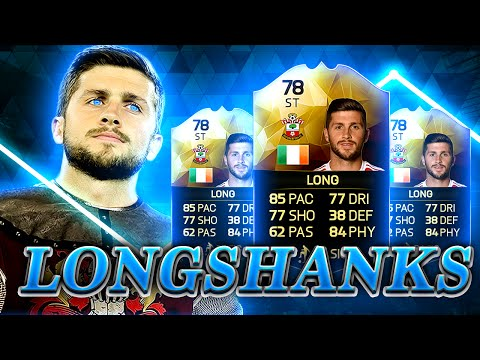 IF SHANE LONG: THE PRIDE OF IRELAND! FIFA 16 ULTIMATE TEAM