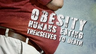 SHOCKING MUST SEE! Humans EATING Themselves to DEATH – #Obesity