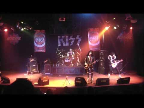Kiss - Im A Legend Tonight