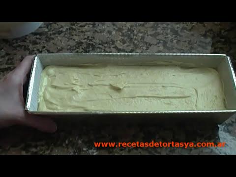 Budín Casero - Recetas de Tortas YA!
