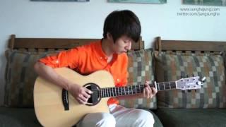 (Sungha Jung) Friends - Sungha Jung