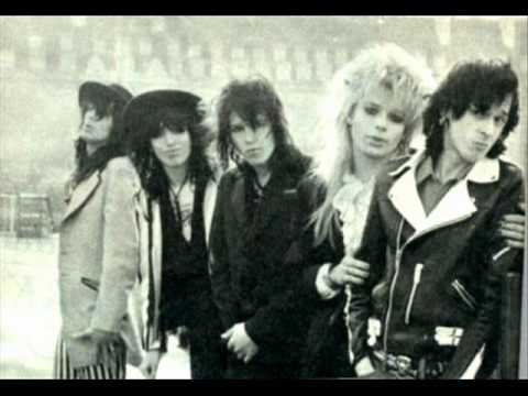 Hanoi Rocks - I Love You