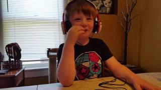 Vcom Kids Hero (Transformer) Headphones Review